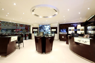 Longines' first monobrand boutique store in PH at SM Megamall Fashion Hall (1)