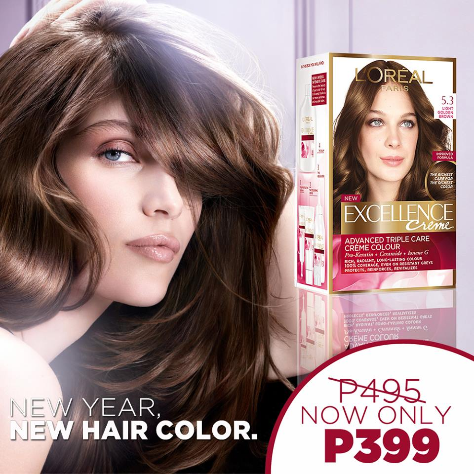 Loreal Excellence Hair Color Reviews Best Hair Color 2017